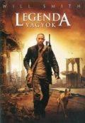 LEGENDA VAGYOK - DVD