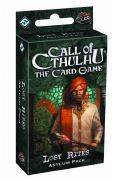 Call of Cthulhu LCG - Revelations - LOST RITES Asylum Pack