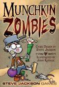 MUNCHKIN ZOMBIES Boxed Card Game (3-6)
