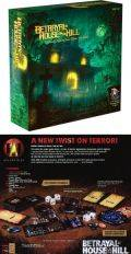 BETRAYAL AT HOUSE ON THE HILL Boardgame 2nd Ed.(3-6)