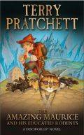 Discworld - 28. THE AMAZING MAURICE AND HIS EDUCATED RODENTS, THE (Children cover)