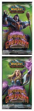WOW CCG - BETRAYAL OF THE GUARDIAN Booster Pack