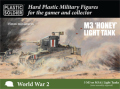 15mm WW2 Allied Stuart 1 M3 Honey Light Tank