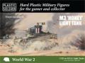 15mm WW2 Allied Stuart Honey or M3 Light Tank