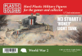 1/72 WW2 Allied Stuart 1 M3 Honey Light Tank