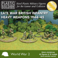 15mm WW2 British Late War Infantry Heavy Weapons 1944-45