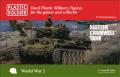1/72 WW2 British Cromwell Tank