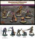D&D Miniatures Collector's Series - ILLITHID RAIDING PARTY (5)