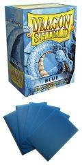 KÁRTYAVÉDŐ / DECK PROTECTORS - Dragon Shield Classic Sleeves Blue (100)