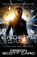 Card, Orson Scott - Ender's Series - 1. ENDER'S GAME (Movie Cover)