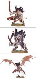 Tyranid - HIVE TYRANT / THE SWARMLORD