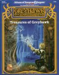 TREASURES OF GREYHAWK