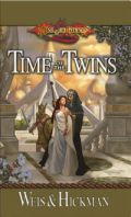 Legends Trilogy - 1. TIME OF THE TWINS