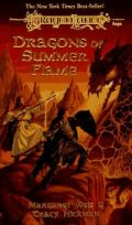 Chronicles - DRAGONS OF SUMMER FLAME (used)