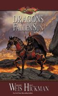 War of Souls Trilogy - 1. DRAGONS OF A FALLEN SUN (used)