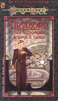 Elven Nations Trilogy - 1. FIRSTBORN (used)