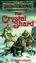 Dark Elf II. - Icewind Dale Trilogy - 1. THE CRYSTAL SHARD (used)