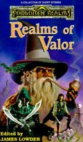 Anthologies - REALMS OF VALOR (used)
