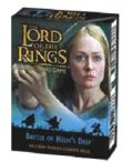 Lord of the Rings, The CCG - BATTLE OF HELM'S DEEP - ÉOWYN Starter Deck (unsealed)
