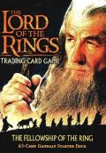 Lord of the Rings, The CCG - FELLOWSHIP OF THE RING, THE - GANDALF Starter Deck (unsealed)
