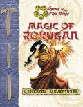 D20 / L5R - MAGIC OF ROKUGAN