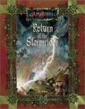 Ars Magica 4th Ed. - RETURN OF THE STORMRIDER (jump start kit)