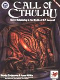 CALL OF CTHULHU RPG 5th Ed. (used) + ELDER PARTY Y2K NOMINATION KIT