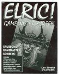Elric! - ELRIC GAMEMASTER SCREEN