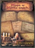 LOTR - MAPS OF MIDDLE-EARTH (6) (used)