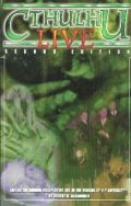 Call of Cthulhu - CTHULHU LIVE 2nd Ed.