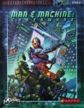 Shadowrun 3rd Ed. - MAN AND MACHINE