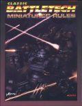 Battletech - CLASSIC BATTLETECH MINIATURES RULES