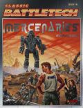 Battletech - MERCENARIES SUPPLEMENTAL