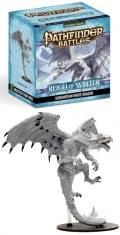 Pathfinder Battles - REIGN OF WINTER - GARGANTUAN WHITE DRAGON
