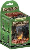 Pathfinder Battles - LEGENDS OF GOLARION - Booster Pack (4)