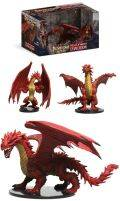 Pathfinder Battles - RED DRAGON EVOLUTION Boxed Set (3)