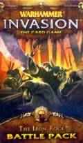 Warhammer - Invasion LCG - Capital Cycle - IRON ROCK, THE Battle Pack