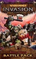 Warhammer - Invasion LCG - Bloodquest Cycle - RISING DAWN Battle Pack