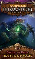 Warhammer - Invasion LCG - Bloodquest Cycle - PORTENT OF DOOM Battle Pack