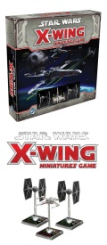 Star Wars - X-WING MINIATURES GAME Core Set