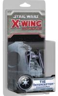 Star Wars - X-Wing Miniatures Game - TIE INTERCEPTOR Expansion Pack