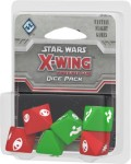 Star Wars - X-WING Miniatures Game - DICE PACK (6)