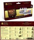 Vallejo Paint Sets - WW2 Wargames - Infantry Basics Paint Set (8)