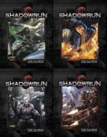 Shadowrun 5th Ed. - SHADOWRUN RPG 5th Ed. HC