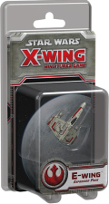 Star Wars - X-Wing Miniatures Game - E-WING Expansion Pack