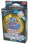Yu-Gi-Oh CCG - GENERATION FORCE Special Edition Booster Pack (Packaging damaged)