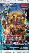 Yu-Gi-Oh CCG - NUMBER HUNTERS Booster Pack