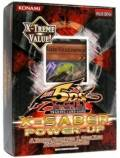 Yu-Gi-Oh CCG - X-SABER POWER-UP Special Pack Booster Pack