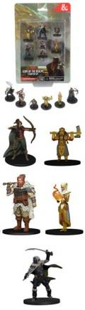 D&D Miniatures - ICONS OF THE REALMS - STARTER SET (6) (fix)