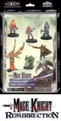 Mage Knight - RESURRECTION Epic Campaign Starter Set (6)